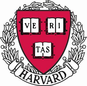 Logo de la Universidad de Harvard
