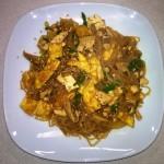 Wok de Pollo y Noodles