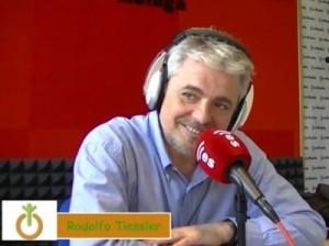 Rodolfo Tiessler en el programa Málaga Sana