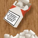 Cartel de la campaña 25 gramos