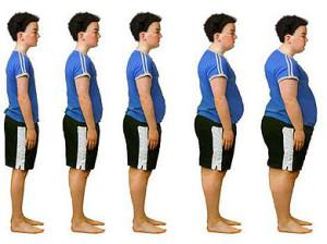Crecimiento de la Obesidad