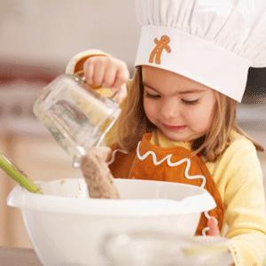 Aprendiendo a cocinar sin azúcar