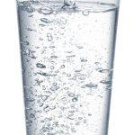 Agua con gas para adelgazar