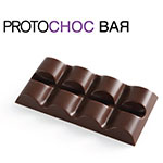Tableta Protochoc bar Ciaocarb