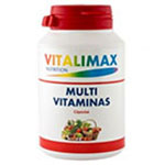 Multivitamínico Multimineral Vitalimax Nutrition para Adultos