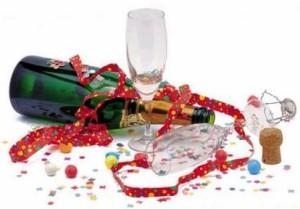 Adelgazar en Año Nuevo