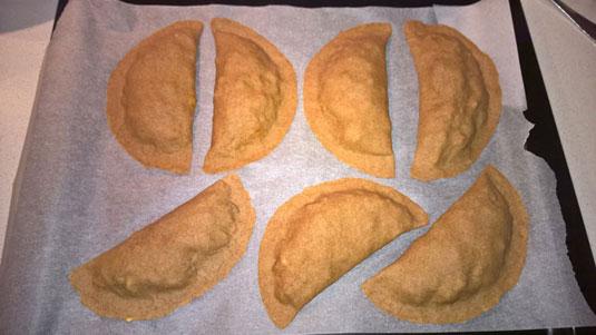 Receta de Empanadillas sin Carbohidratos