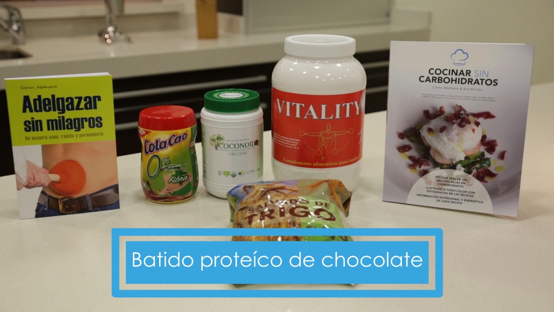 batidos de proteinas para adelgazar donde comprarlos