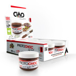 Crema de chocolate sin carbohidratos