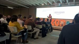 Amazon Academy en Madrid, Octubre de 2015