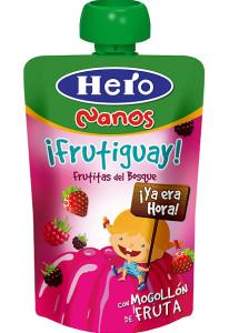 Postre infantil Hero Frutiguay