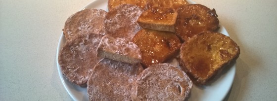 Receta de Torrijas sin Carbohidratos (Low-Carb)