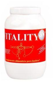 Caseinato Cálcico Vitality 95