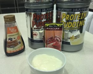 Protein pudding de Scitec Nutrition