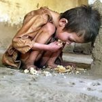 Millones de niños mueren de hambre en el sudeste asiático