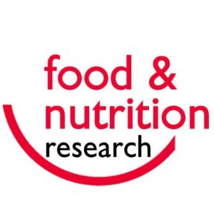 Logo Food and Nutrition Research