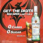 El ron y el resto de bebidas alcoholicas no sirven para adelgazar
