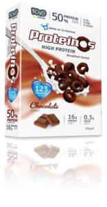 Cereales Proteinos bajos en Carbohidratos de Novo Nutrition