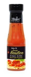 Salsa de tomate sin carbohidratos 2Bslim
