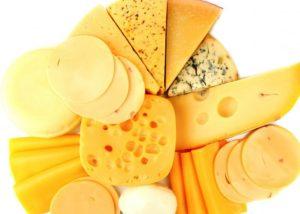 Los quesos son muy nutritivos