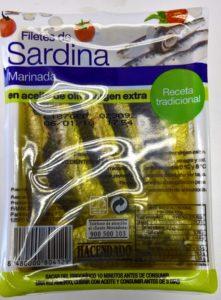 Las sardinas son un pescado saludable