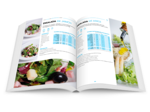 Interior del libro Cocinar sin Carbohidratos