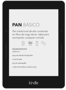 Cocinar sin Carbohidratos en Kindle
