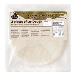 Pan Plano LowCarb Lo-Dough