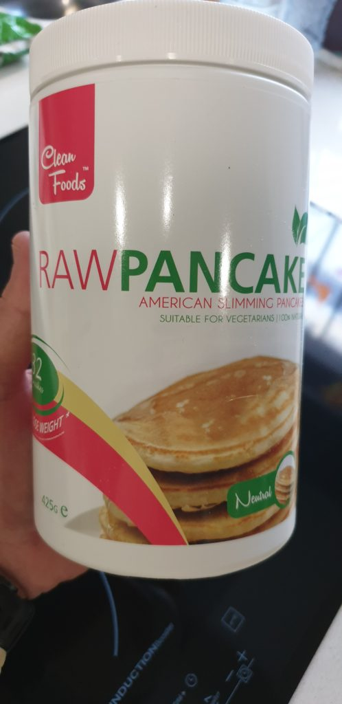 Raw Pancakes de Clean Foods