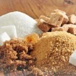 Cantidad de Azúcar en la dieta
