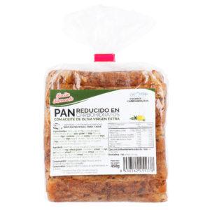 Nuevo pan bajo en carbohidratos de CSC Foods